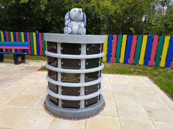 Bramcote Crematorium Children's Columbarium